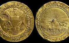 The Brasher Doubloon: One of the World's Most Expensive Coins - Coin Parade Bullion Coins, Gold Bullion, Valuable Coins, Money Now, Coin Values, Gold And Silver Rings, Coins For Sale, World Coins, Most Expensive
