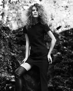 Malika by Federica Putelli in State of Independence for Fashion Gone Rogue