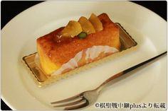 鳴門オレンジのパウンドケーキ