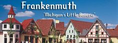 Anyone who lives(ed) in Michigan knows all about Frankenmuth. German food, cheese, fudge, and everything Christmas! (Bronner's). One of our favorite affordable weekend getaways.