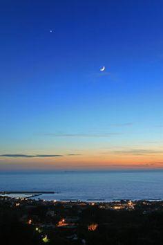 The beautiful view from our hotel, Poggio del Sole