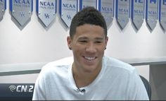 A conversation with Devin Booker ( That's right Booker..BBN For LIFE)... https://www.youtube.com/watch?v=rjpq8sFrluQ&feature=youtu.be