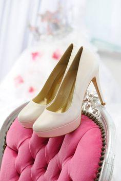 Mooie leren trouwschoenen Model Zazou