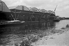 HACKNEY –1969 RIVER LEA London Pictures, Old London, Past, Inspirational, River, Image, Past Tense, Rivers