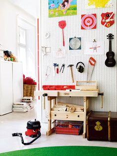 colourful kid's room