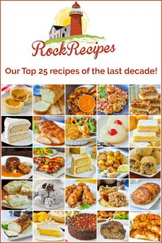 Rock Recipes most popular recipes from over a decade; since Here's a 2019 UPDATE of our 25 most popular recipes out of over 1700 posted to date. Rock Recipes, Beef Recipes, Cooking Recipes, Party Recipes, Empanadas, Most Popular Recipes, Favorite Recipes, Butterscotch Sauce Recipes, Empanada