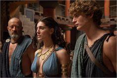 Laertes, Penelopa i Telemach