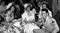 #Princess Astrid  #Norway  #princess Margaretha  #Sweden  #Elvis Presley
