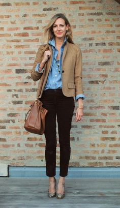 Stylish Fall Outfits - What to Wear: For a Fall Weekend Away - StyleBistro