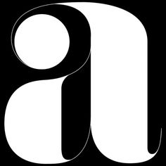 The letter a.