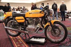 Las Vegas 2015 Motorcycle Auctions - Classic Motorcycle Touring - Motorcycle Classics