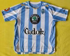 Mlada Boleslav Casa camisa de futebol 2008 - 2009