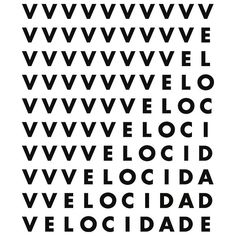 velocidade, speed-concrete poetry visual poetry