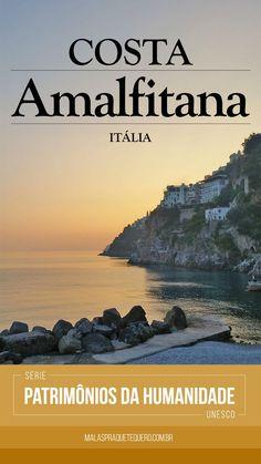 Série Patrimônios da Humanidade da UNESCO: Costa Amalfitana. Fizemos um roteiro fotográfico pela Costa Amalfitana e voltamos com a certeza de que este será seu próximo destino na Itália! É ver pra crer! #unesco #italia #ferias #viagem