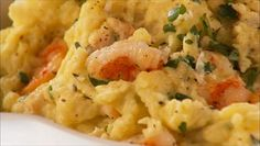 Giada De Laurentiis - Shrimp Mashed Potatoes