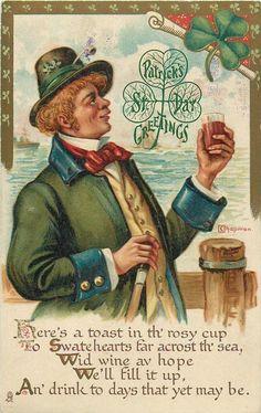 St.Patrick's day,