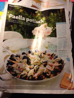 Paella party 2
