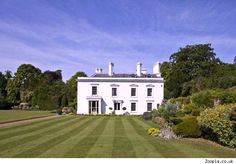 A Look Inside Rod Stewart's New Mansion, Durrington House -- AOL Real Estate