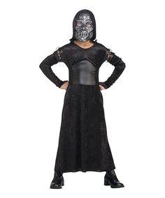 Look what I found on #zulily! Bellatrix Death Eater Dress-Up Set - Girls #zulilyfinds