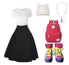 """My lazy high-school kids 101"" by andrydyn on Polyvore"