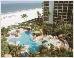 Marco island, Florida  Marriott Hotel and Spa  Loved this one...  Great hotel right on the beach....
