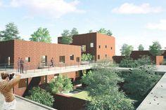 Galería de VTN Architects creará un 'microclima' en este complejo formativo en Vietnam - 7