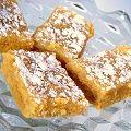 Yummy Tofu Lemon Bars- Gluten Free!