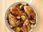 Skillet Rosemary Chicken Recipe   Food Network Kitchen   Food Network