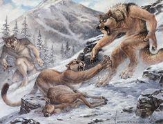 Werewolf Art | Werewolf Calendar - Poachers by screwbald - one of my favorite artists - Blotch