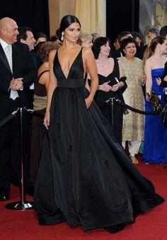 Kaufman Franco dress (on Camila Alves at the Oscars 2011)