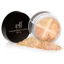 e.l.f. Mineral Personal Blend Foundation SPF 15 in Medium