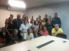 Projeto – 17ª CICOM realiza reunião do Rede de Vizinhos Protegidos