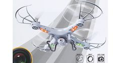Δείτε στο άρθρο, την παρουσίαση του quadcopter Bayangtoys X8 που είναι ένα ιδανικό value for money drone για αρχάριους.