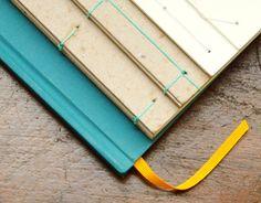 Bookbinding workshop / Curso de encuadernacion en RAMA