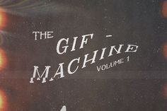 Graphic Design - Graphic Design Ideas  - The GIF-Machine Vol 1. by The Makery on Creative Market   Graphic Design Ideas :     – Picture :     – Description  The GIF-Machine Vol 1. by The Makery on Creative Market  -Read More –