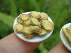 calabacín frito - Las casitas de Narán