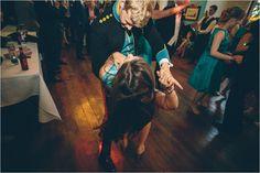 Best man & bridesmaid dance at Walcot Hall