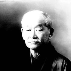 Jigoro Kano, founder of Judo