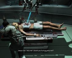 Scary Games, Dead Space, Resident Evil, Photo And Video
