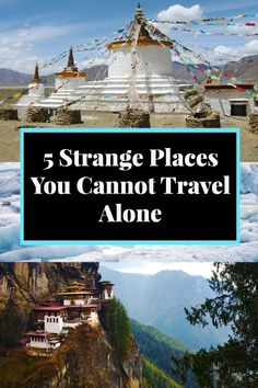 5 Strange Places You Cannot Travel Alone Work Travel, Travel Tips, Strange Places, What The World, Weird Pictures, Group Tours, Travel Design, Travel Alone, Florida Beaches