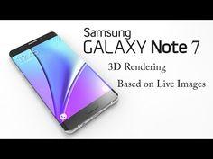 Galaxy Note 7'ye yakından bakın! (Video) | Can İBRAHİM© Official | Resmi Blog Sitesi