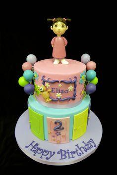 Boo Birthday Cake (Monsters Inc.)