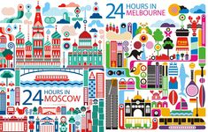 Around the world in 10 travel posters | Through The Looking Glass