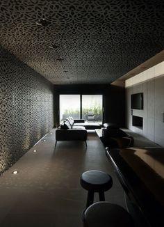 Hom(m)e apartment - Architecture by Omniview & k-studio Digital Fabrication, Parametric Design, Retail Space, Apartment Design, Portfolio Design, Design Projects, Architecture Design, Interior Design, Studio