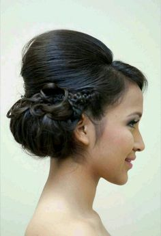 Beautiful way to do your hair on your quince