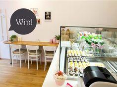 Give-Away! Gewinnt einen 25 Euro Gutschein für die Easy-going Bakery! Als Give-Away dieser Woche könnt ihr einen 25 Euro Gutschein für...