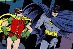 Robin e Batman