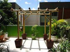 bambu na decoração de jardim - Pesquisa Google