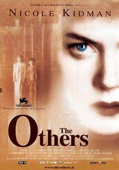 THE OTHERS - film del 2001 diretto da Alejandro Amenábar, interpretato da Nicole Kidman.