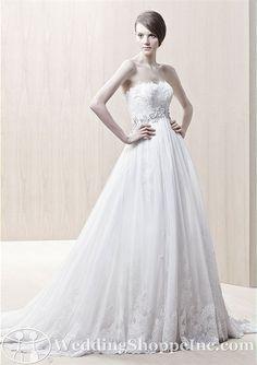 Bridal Gowns Enzoani Ghislaine-D Bridal Gown Image 1